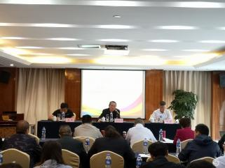 2019年五年制高等职业教育推荐教材审定工作会议在南京举行